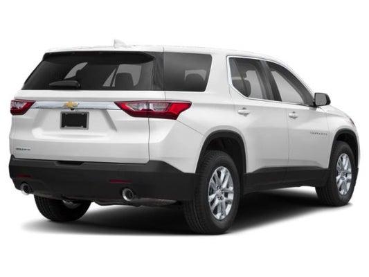 2020 Chevrolet Traverse LS in Novi, MI   Detroit Chevrolet ...