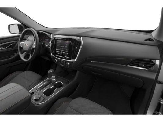 2020 Chevrolet Traverse LS in Novi, MI | Detroit Chevrolet ...