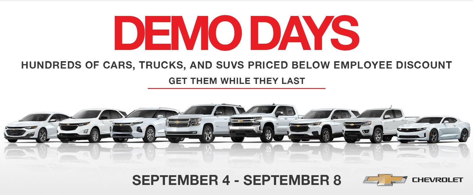 Deals On Brand New Chevrolet Vehicles Feldman Chevrolet Of